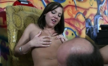 Laying Back Ivy Gets Her Hot Pussy Licked And Fingered