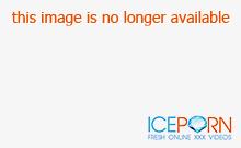 Alessa a hot teen fucks the driver again