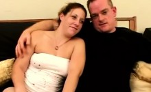 Pregnant couple doing porn for cash