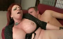 This red head milf is just wet and want to be banged hard!