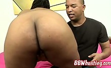 Hot amateur BBW ebony