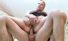 Mature Woman Gets Fucked By A Big Dick